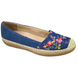 Beacon Womens Naples Espadrille Flats