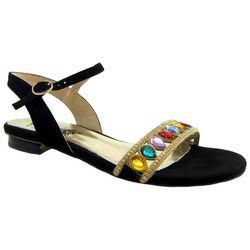 Beacon Womens Majesty Jeweled Sandals