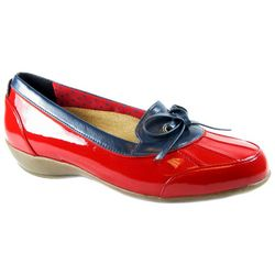 Beacon Womens Rainy Slip On Loafers