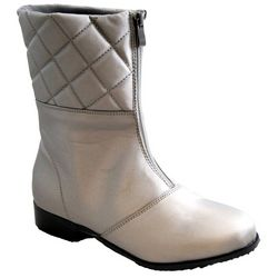 Beacon Sensible Soles Womens Quebec Zip Up Boots