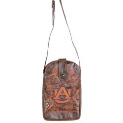 Gameday Boots Auburn Tigers Crossbody Handbag