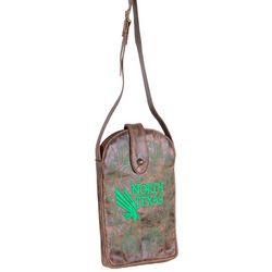 Gameday Boots UNT Mean Green Crossbody Handbag