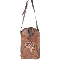 Gameday Boots SH Bearkats Crossbody Handbag
