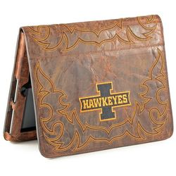 Gameday Boots Iowa Hawkeyes iPad Case