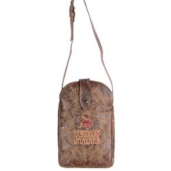 Gameday Boots Texas State Crossbody Handbag