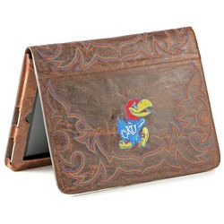 Gameday Boots Kansas Jayhawks iPad Case