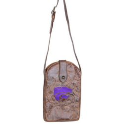 Gameday Boots Kansas Wildcats Crossbody Handbag