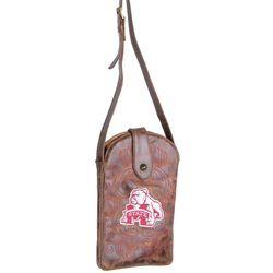 MSU Bulldogs Crossbody Handbag