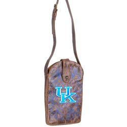 Kentucky Wildcats Crossbody Handbag