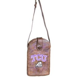 Gameday Boots TCU Horned Frogs Crossbody Handbag