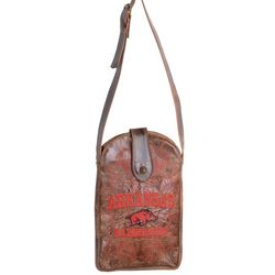 Gameday Boots Arkansas Crossbody Handbag