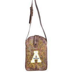 Gameday Boots Appalachian State Crossbody Handbag