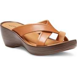 Womens Willow Wedge Sandals