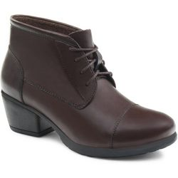 Eastland Womens Alexa Leather Ankle Boots