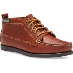 Eastland Womens Seneca Leather Ankle Boots