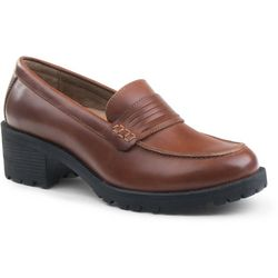 Eastland Womens Newbury Leather Shoes