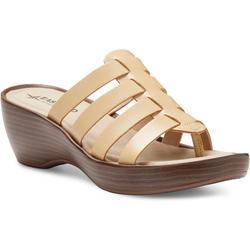 Womens Topaz Wedge Sandals