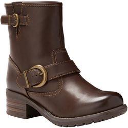 Eastland Womens Ada Moto Boots