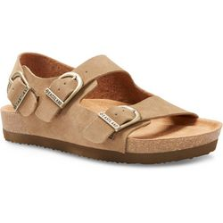 Eastland Womens Charlestown Slingback Strap Sandals
