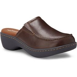 Eastland Womens Georiga Clogs