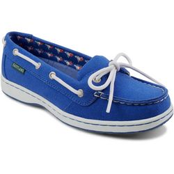 Toronto Blue Jays Womens Boat Shoes by Eastland