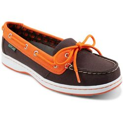 Baltimore Orioles Womens Boat Shoes