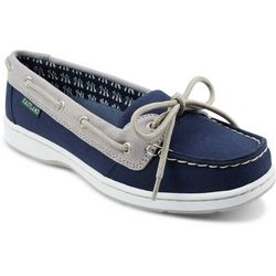 New York Yankees Womens Boat Shoes