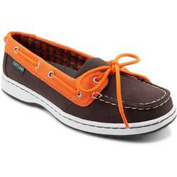 San Francisco Giants Womens Boat Shoes