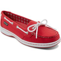 St. Louis Cardinals Womens Boat Shoes by Eastland