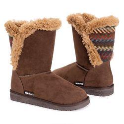Essentials by Muk Luks Women's Carey Boots