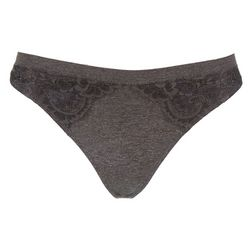 Wurl Juniors Seamfree Lace Accent Panties BEP127196