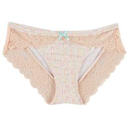 Wurl Juniors Ruching Back Bikini Panties BE156761