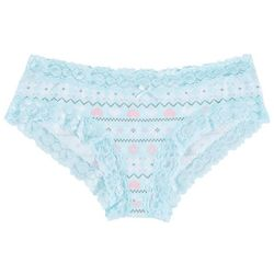 Wurl Juniors Cover Stories Heart Hipster Panties BE155983