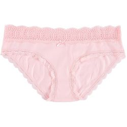 Wurl Juniors Waist No Time Lace Hipster Panties BE156658