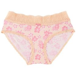 Wurl Juniors Don't Mesh With Me Hipster Panties BE156763