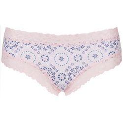 Wurl Juniors Lace Waist Hipster Panties BE155983