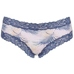 Wurl Juniors Lace Waist Hipster Panties BE155983
