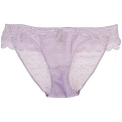 Wurl Juniors Lace Bikini Panties P137103