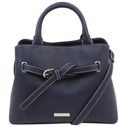 London Fog Ruby Satchel Handbag