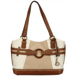 B.O.C. Brown Nayarit Tote Handbag