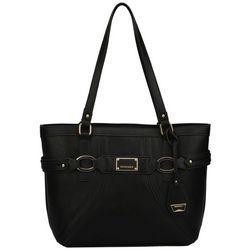 Ellen Tracy Bristol Tote Handbag