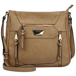 Ellen Tracy Carlyle Crossbody Handbag