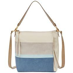 Relic Colby Blue Stripe Crossbody Handbag