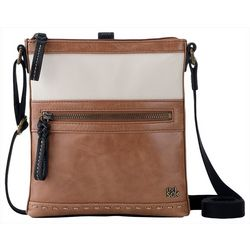 THE SAK Pax Swing Two Tone Crossbody Handbag