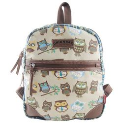 Unionbay Owl Double Sided Backpack