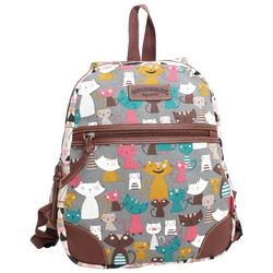 Unionbay Cats Double Sided Backpack