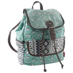 Unionbay Owl Front Pocket Backpack