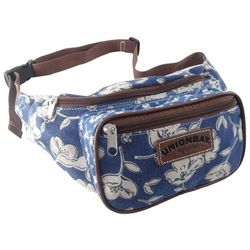 Unionbay Floral Belt Bag
