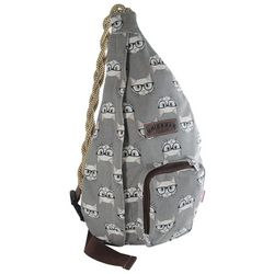 Unionbay Cat Face Sling Backpack