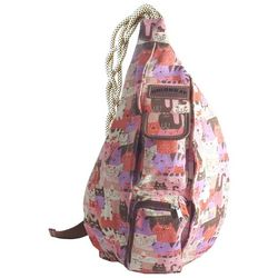 Unionbay Cats Sling Backpack
